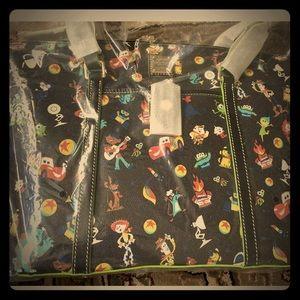 NWT Disney Dooney and Bourke Pixar tote